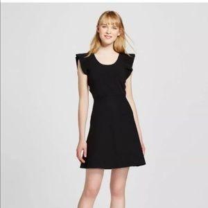 Victoria Beckham Black Mini Dress
